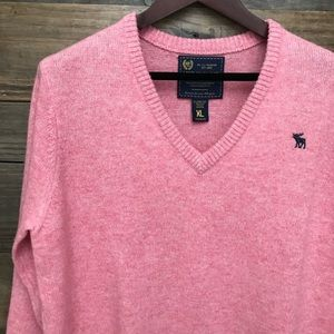 Abercrombie & Fitch Sweater XL